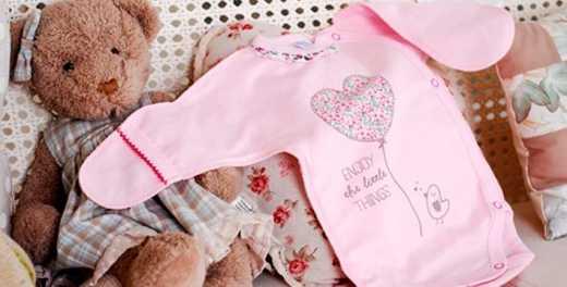 Хорошее настроение для мам и малышей: Розетка представила детскую одежду от Minikin