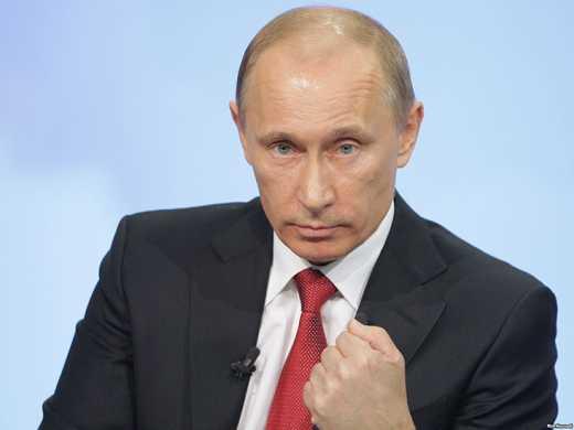 Путин — глобальный мыслитель 2015