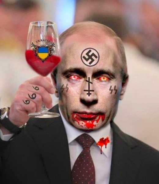 Тост Путина по окончанию войны, – пародия на известное сталинское выступление