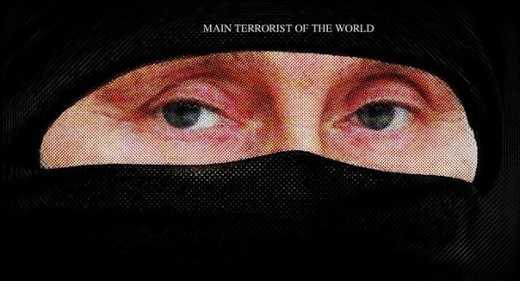 Есть все доказательства оси терроризма ИГИЛ-Асад-Кремль. Россия — страна-террорист (документы)