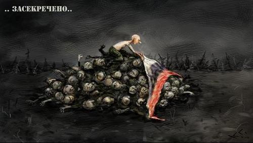 Русские.. Самые жестокие твари в истории человечества (видео)