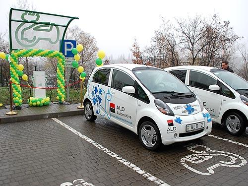 Аннулированы пошлины на ввоз электромобилей в Украину