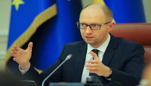 Яценюк головуватиме на Раді асоціації в Брюсселі