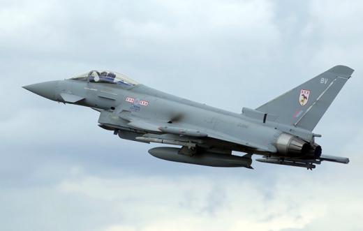 Британія нанесла перших повітряних ударів у Сирії