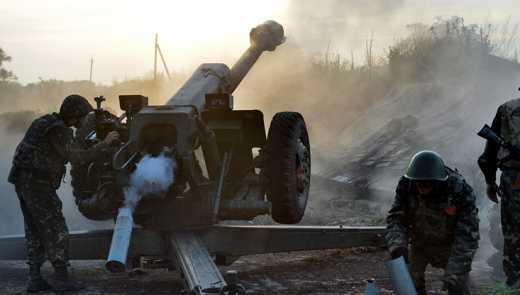 Окупанти більше 20 разів обстріляли Донбас із гранатометів