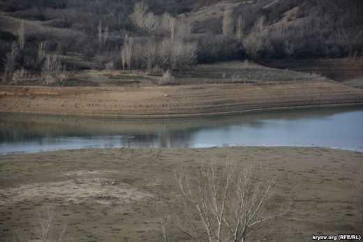 Блокада Криму лишає «русский мир» без води