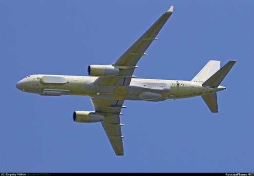 Літак-розвідник РФ порушив повітряний простір України