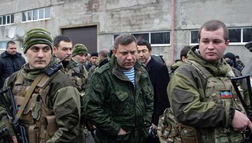 Охоронці Захарченка привселюдно застрелили жінку, яка проходила повз