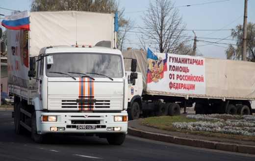 Ешелон фур №48 із «подарунками» від Путіна наближається до України