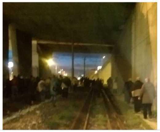 У Стамбулі підірвали метро