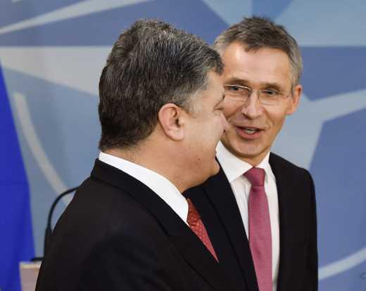 В НАТО услышали признание Путина об участии российских военных в «гражданской войне» на Донбассе