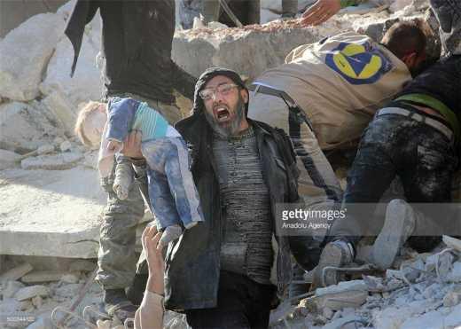 Путин высказывается о войне в Сирии, – Геббельс был бы учеником доволен