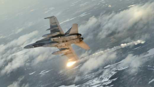 Британія вдруге спустила бомби на «ІД»