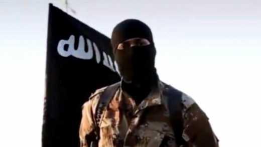 Терорист із «Ісламської держави» обезголовив росіянина (+18)