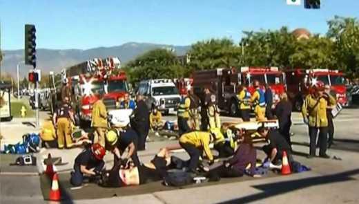 Стрілянина в Каліфорнії: вбито 14 людей