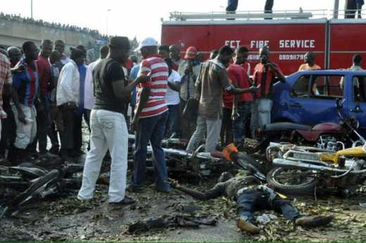 В Африці теракт: понад 30 загиблих