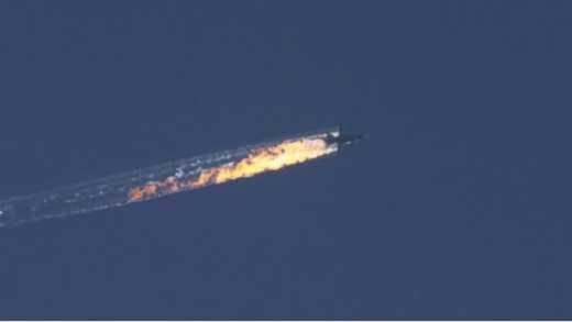 Путіну доставили «чорний ящик» збитого Су-24