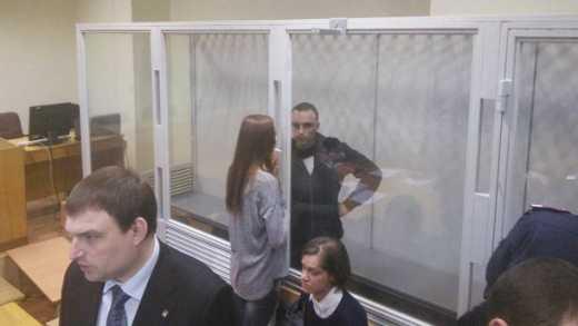 Суд випустив одного із підозрюваних у вбивстві Бузини із СІЗО