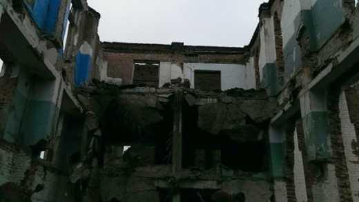На Миколаївщині завалився  цукровий завод, є жертви