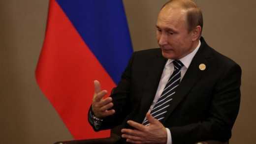 Путін здивувався, чому ніхто не вірить Росії
