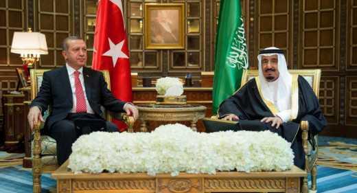 Турция и Саудовская Аравия теперь в тандеме