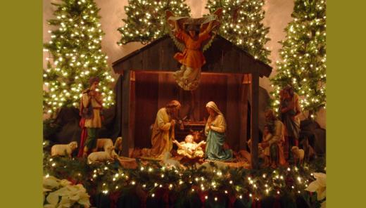 У католиков началось Рождество (ФОТО)