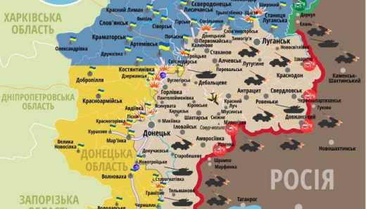 На Донбасі почалася цілодобова атака