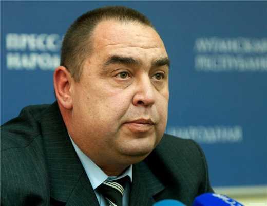 Главарь «ЛНР» заявил, что прекращает сосать у России и встает с колен