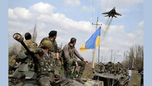 Военные ВСУ отбили две вражеские атаки