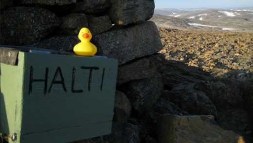 Норвежци хотят подарить Финляндии гору