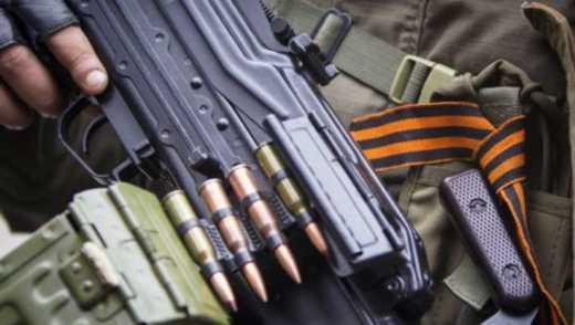Бойовики «ЛНР» невдало напали на воїнів АТО і з соромом втекли