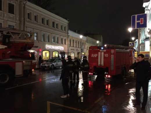 У Москві в натовп кинули вибухівку