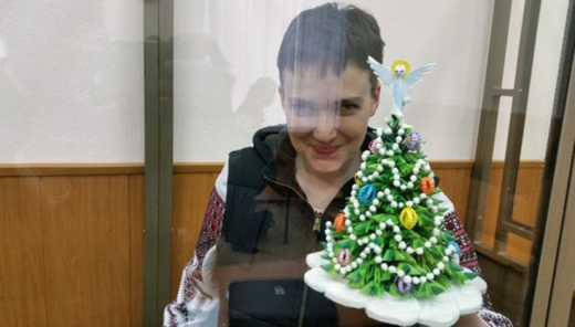 Експертиза довела, що Савченко потрапила у полон раніше, ніж загинули журналісти РФ