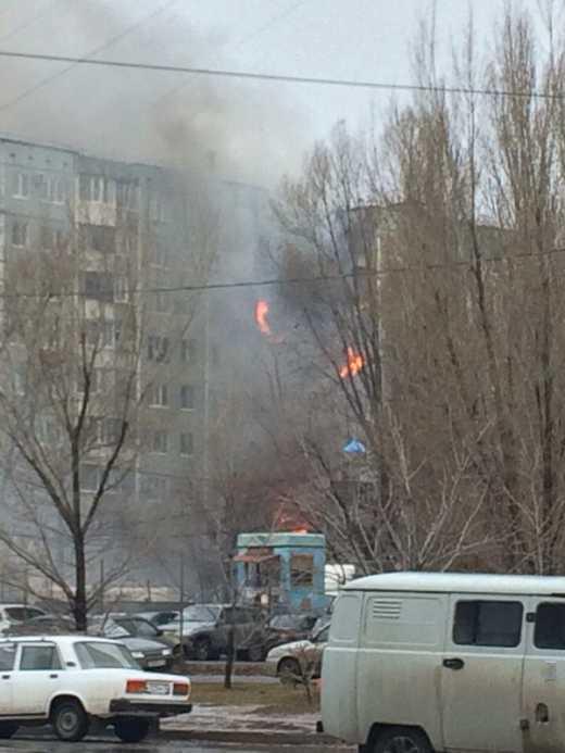 У РФ підірвалася 9-поверхівка