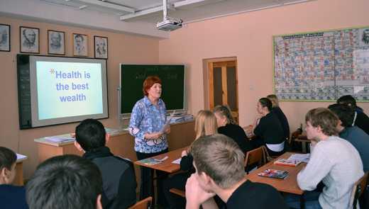 Учителей английского отправят на переквалификацию
