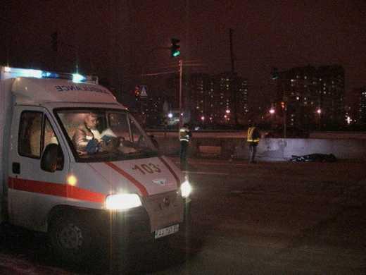 ДТП у Києві: збив пішохода на смерть та втік