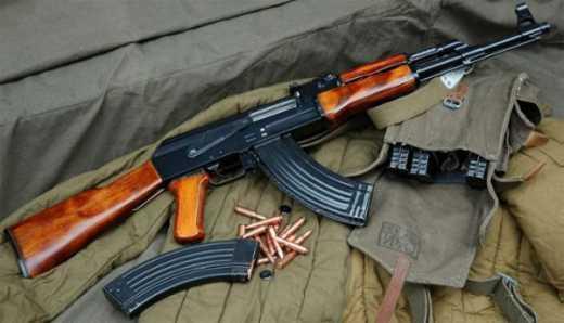 Росія продає зброю сирійським бойовикам