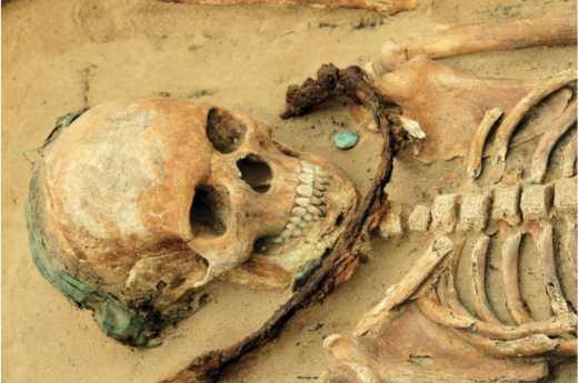 Польські археологи виявили рештки вампірів