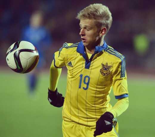 Український талант відзначився голом у ворота «Зеніту»