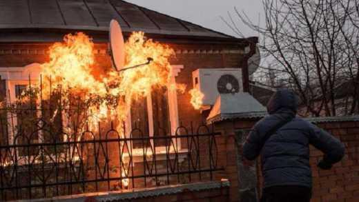 «Азов» прокоментував події у Краснокутську