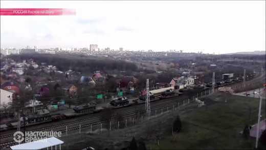 До українського кордону з Ростова-на-Дону рухаються танки