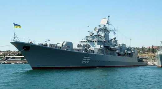 Морську міць української армії показали в Одесі