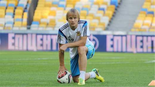 Ефектний гол українця в Кубку Іспанії