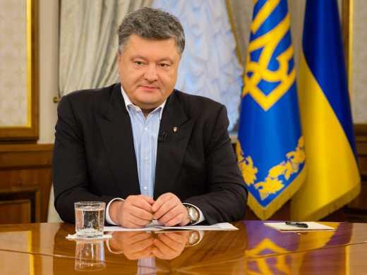 Буду делать все, чтобы вернуть Крым, – Порошенко