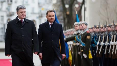 Польський президент Анжей Дуда в Києві: перші підсумки дводенного візиту