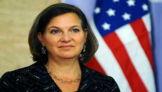 Вікторія Нуланд уже в Україні
