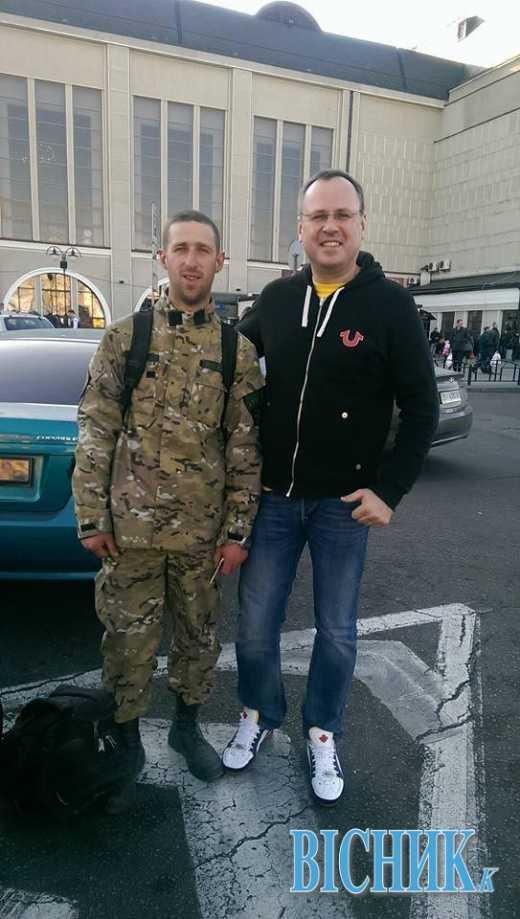 Бійцеві із Тернопільщини не дали грошей на дорогу, і він пішки йшов додому з АТО