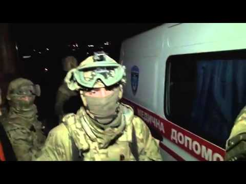 Первое видео задержания Геннадия Корбана