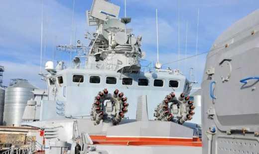 Волонтери допомогли модернізувати фрегат «Гетьман Сагайдачний»