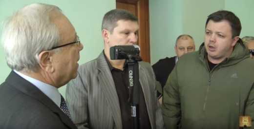 Вілкул звинуватив бійців АТО у розпалюванні війни